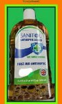 SANITOL ANTISEPTIC AND ANTIDISINFECTANT LIQUID 500ML