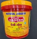 GANESH DESI JAGGERY BUCKET 5 KG