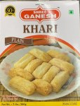 SHREE GANESH PLAIN KHARI 200 GM