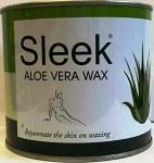 SLEEK HOT ALOE VERA WAX 600GM