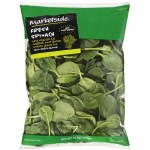 Cello Spinach Leaves - Sold by Bag