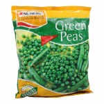 SUMERU Frozen GREEN PEAS 1KG