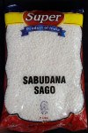 SUPER SABUDANA SAGO (REGULAR) 2LB