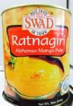 SWAD RATNAGIRI ALPHANSO MANGO PULP 850 GM