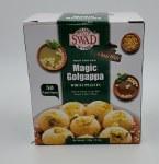 SWAD MAGIC GOLGAPPA (READY TO FRY WITH 2 CHUTNEYS) 50CT