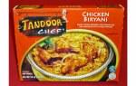 TANDOOR CHEF FROZEN CHICKEN BIRYANI10OZ