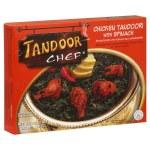 TANDOOR CHEF FROZEN CHICKEN TANDOORI  WSPI10OZ