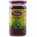 TELUGU MANGO GINGER PICKLE 300 GM