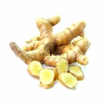 Fresh White Turmeric - Sold by Weight - Pound