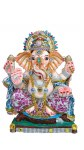 Ganesh Visarjan Fancy 18 Inch