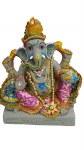 Ganesh Visarjan Fancy 12inch