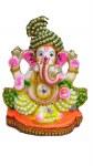 Ganesh Visarjan 10inch Fancy