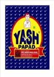 Yash Coin Masala Papad 200g