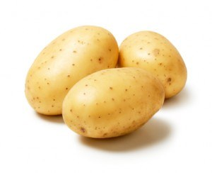 Fresh Small White Potatoes - Sold by Weight - Pound