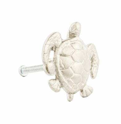 Small Nickel Turtle Pull
