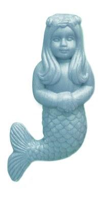 "4"" Blue Mermaid Soap"