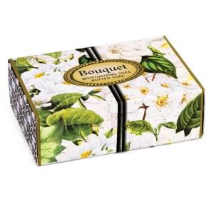 4.5 oz. Small Bouquet Box Soap Bar