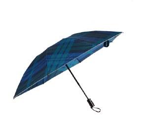 Blue Compact Inverted Umbrella