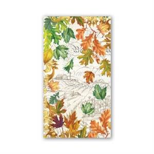 "4.4"" x 7.9"" Fall Harvest Guest Towel"