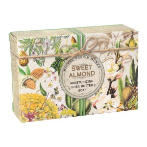4.5 Oz Sweet Almond Box Soap
