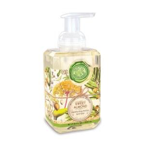 18 fl. oz. Sweet Almond Foaming Hand Soap