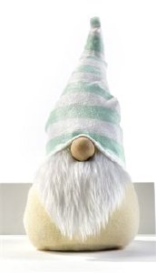 "7"" Gnome With Green Hat"