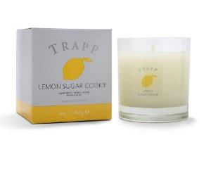 7 oz Lemon Sugar Cookie Glass Candle