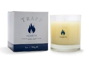 7 oz Hearth Glass Candle