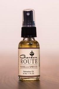 1 oz Vanilla Spruce Refresher Oil