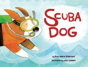 Scuba Dog Book
