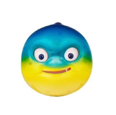 "3.5"" Blue Fish Water Ball"