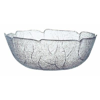 """5"""" Glass Aspen Leaf Bowl"""