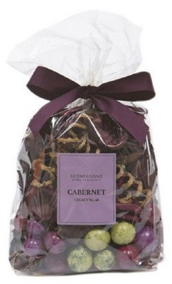 7 oz. Cabernet Legacy No. 98 Decorative Potpourri Bag
