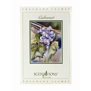 1 oz. Cabernet Legacy No. 98 Fragrance Powder Sachet