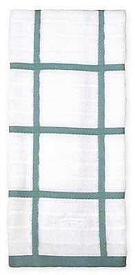 Clad Checkered Rainfall Kitchen Towel