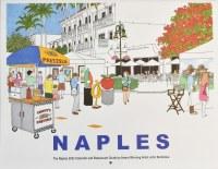 2022 Hand Drawn Local Naples Calendar