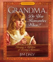 Grandma, Do You Remember When? Keepsake Journal