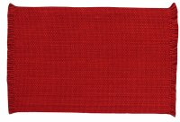 "13"" x 19"" Red Casual Placemat"