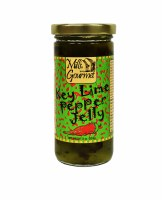 8oz Key Lime Pepper Jelly