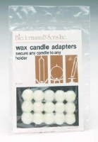 Wax Candle Safety Adhesive Pellets