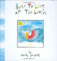 How to Live at the Beach Book