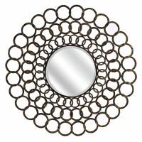 """38"""" Round Ring Mirror"""
