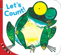 Look and See: Let's Count! Book