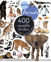 Eyelike Stickers: Animals Book