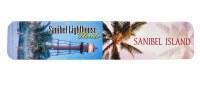 Sanibel Lighthouse and Beach Bookmark