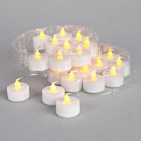 "2"" Warm White LED Tealight"