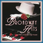 Broadway Hits Piano Instrumentals CD