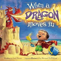 When a Dragon Moves In Book