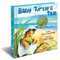 Baby Turtle's Tale Mini Motion Book
