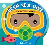 Deep Sea Dive Interactive Board Book